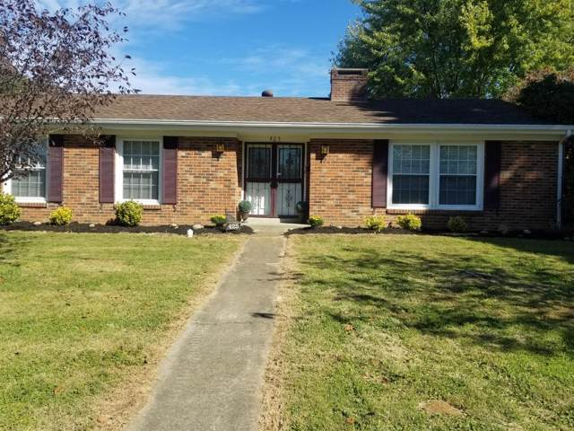 425 Powhatan Trail, Frankfort, KY 40601 (MLS #1924559) :: Nick Ratliff Realty Team