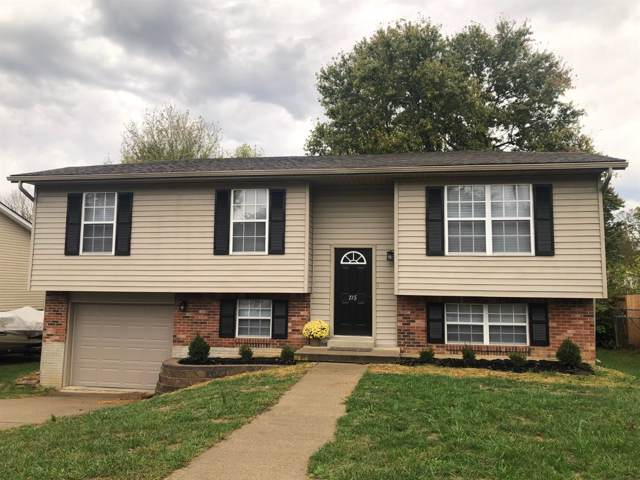 715 Terry Drive, Winchester, KY 40391 (MLS #1925886) :: Nick Ratliff Realty Team