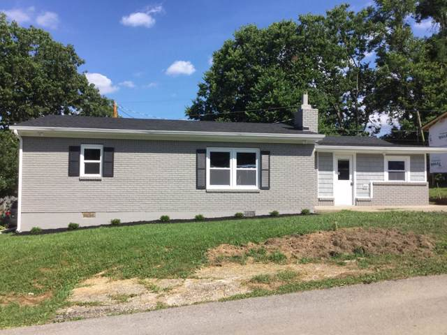 419 Young Drive, Nicholasville, KY 40356 (MLS #1926068) :: The Lane Team