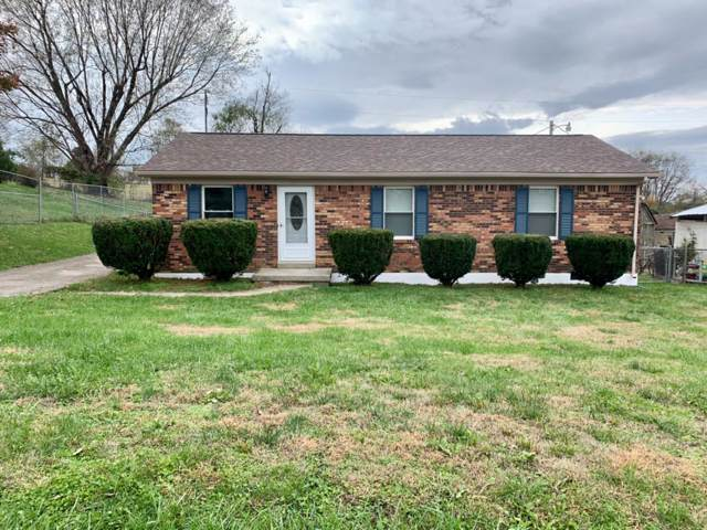 109 Daisey Road, Berea, KY 40403 (MLS #1926197) :: Nick Ratliff Realty Team