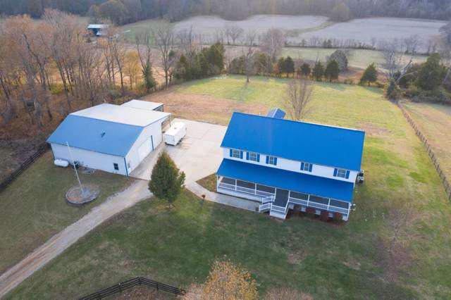 2092 Lewis Ferry Road, Frankfort, KY 40601 (MLS #1926285) :: The Lane Team