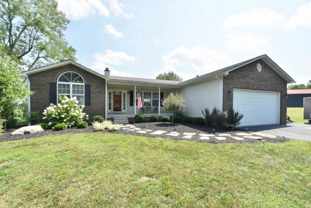 834 Settlement Drive, Lancaster, KY 40444 (MLS #1926323) :: The Lane Team