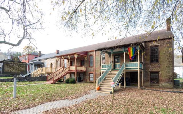 612 Shelby Street, Frankfort, KY 40601 (MLS #1926370) :: Better Homes and Garden Cypress