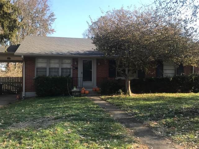633 Wichita Drive, Lexington, KY 40502 (MLS #1926438) :: Nick Ratliff Realty Team