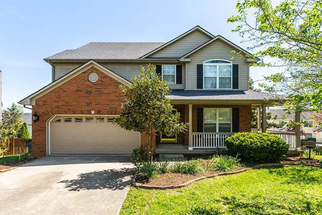 4470 S Rose Dale Court, Lexington, KY 40515 (MLS #1927285) :: The Lane Team