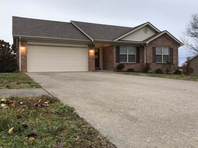 105 General Cleburne Drive, Richmond, KY 40475 (MLS #1927576) :: Nick Ratliff Realty Team