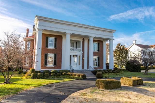 338 North College Street, Harrodsburg, KY 40330 (MLS #1927579) :: Nick Ratliff Realty Team