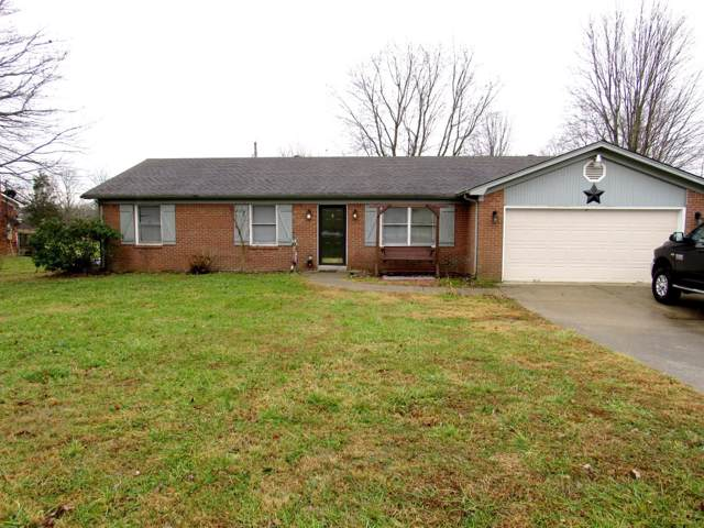 1017 Countryside Drive, Richmond, KY 40475 (MLS #1927584) :: Nick Ratliff Realty Team