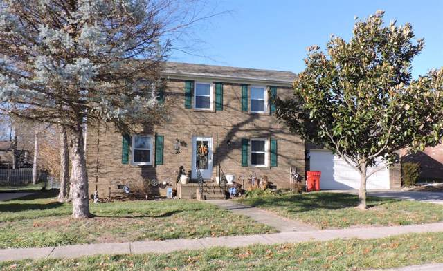 241 Vicksburg Drive, Nicholasville, KY 40356 (MLS #1927641) :: The Lane Team