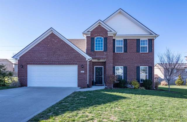 127 Amburgy, Nicholasville, KY 40356 (MLS #1927648) :: The Lane Team
