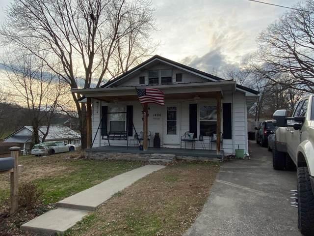 1406 Spruce Street, Corbin, KY 40701 (MLS #1927724) :: Nick Ratliff Realty Team