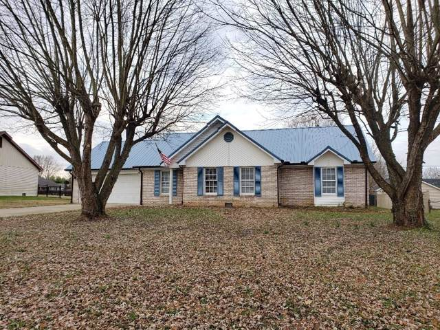 1111 SW Kendras Way, Somerset, KY 42503 (MLS #1927747) :: The Lane Team