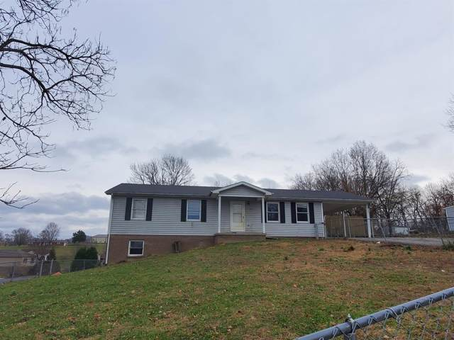 26 Reed Hill, Berea, KY 40403 (MLS #1928029) :: Nick Ratliff Realty Team