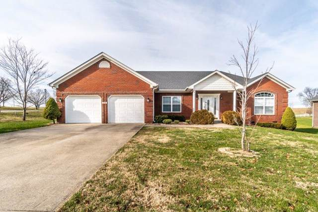 156 General Nelson Drive, Richmond, KY 40475 (MLS #1928424) :: Nick Ratliff Realty Team