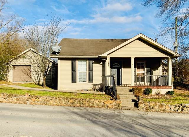 204 N Mill Street, London, KY 40741 (MLS #1928494) :: Nick Ratliff Realty Team