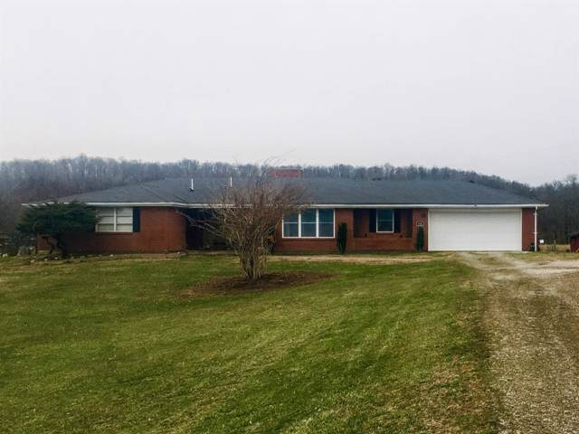 916 Quail Road, Mt Vernon, KY 40456 (MLS #20000163) :: Nick Ratliff Realty Team