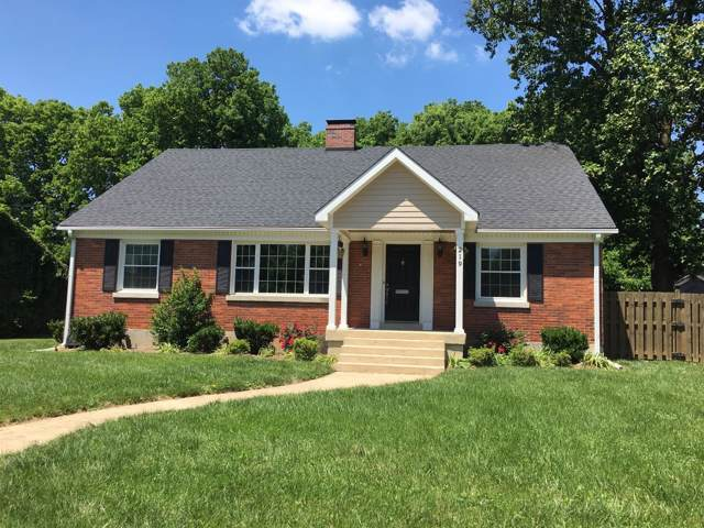 219 Taylor Drive, Lexington, KY 40511 (MLS #20000342) :: Nick Ratliff Realty Team