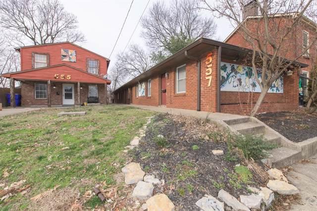557 N Limestone, Lexington, KY 40508 (MLS #20000644) :: Nick Ratliff Realty Team