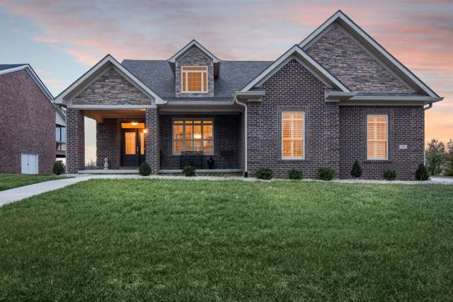 600 Fourwinds Drive, Richmond, KY 40475 (MLS #20000746) :: Nick Ratliff Realty Team