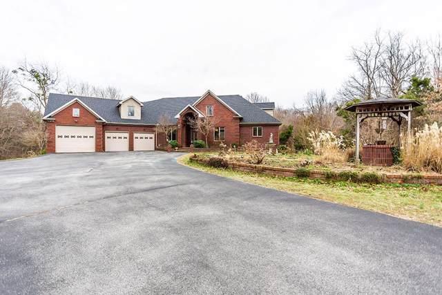 175 Pine Valley Drive, Berea, KY 40403 (MLS #20000793) :: Robin Jones Group