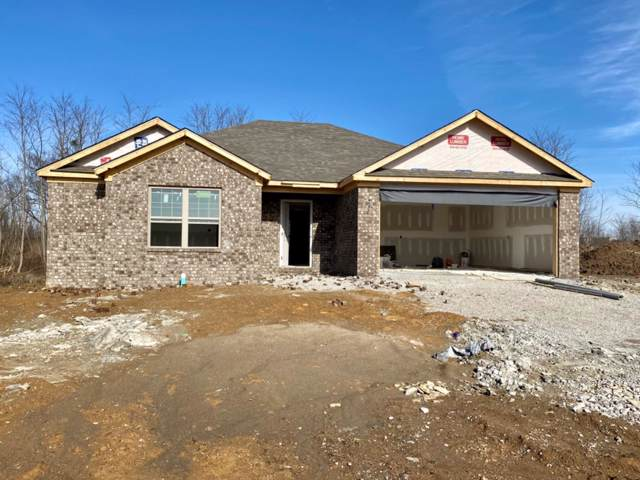 156 Page Drive, Richmond, KY 40475 (MLS #20001002) :: Nick Ratliff Realty Team
