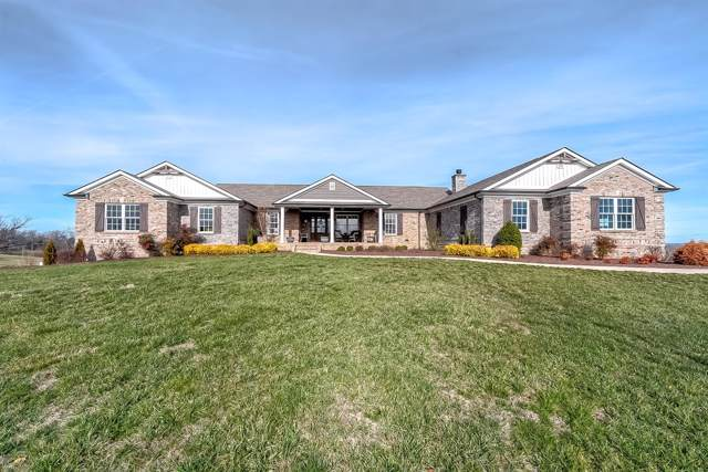 2250 Handys Bend Road, Wilmore, KY 40390 (MLS #20001149) :: The Lane Team