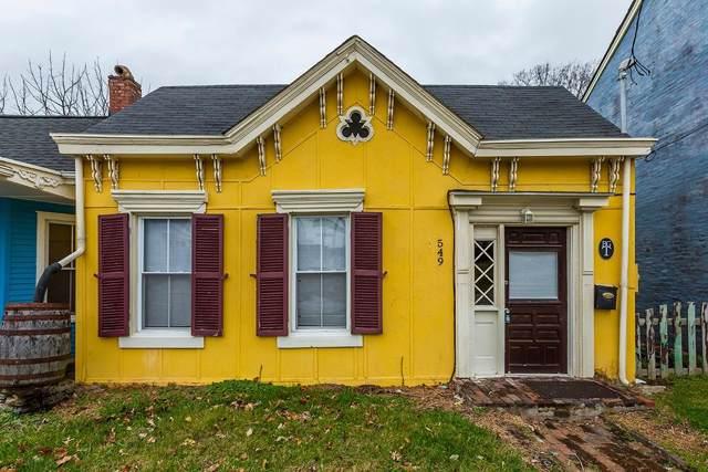 549 N Limestone, Lexington, KY 40509 (MLS #20001201) :: Nick Ratliff Realty Team