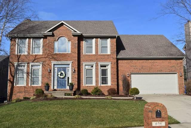 696 Emmett Creek Drive, Lexington, KY 40515 (MLS #20001267) :: Nick Ratliff Realty Team