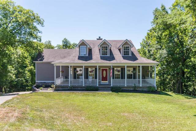107 Golden Eye Court, Georgetown, KY 40324 (MLS #20001320) :: The Lane Team