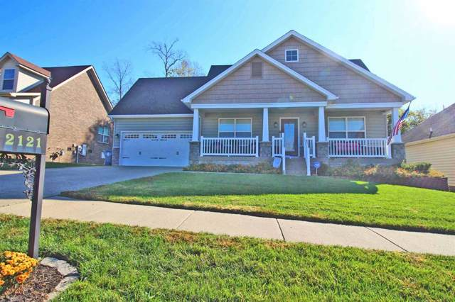 2121 Two Springs Drive, Shelbyville, KY 40065 (MLS #20001346) :: Nick Ratliff Realty Team
