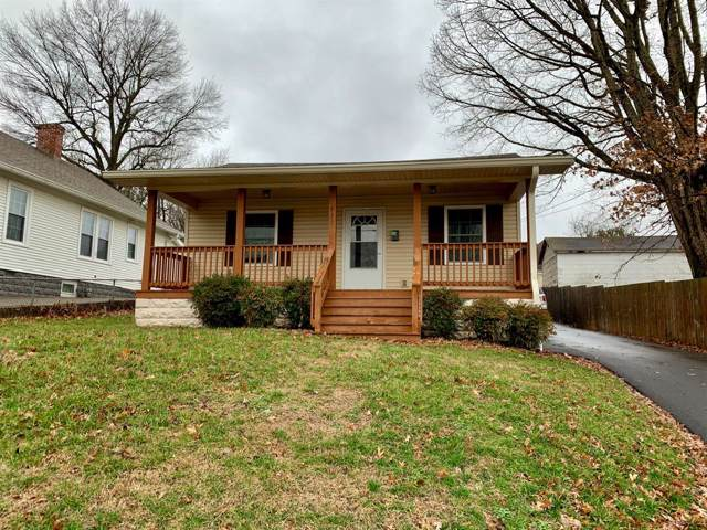 411 N Fourth Street, Danville, KY 40422 (MLS #20001348) :: Shelley Paterson Homes | Keller Williams Bluegrass