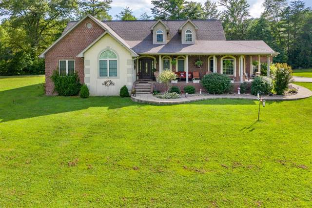 1221 Holly Grove Road, Corbin, KY 40701 (MLS #20001364) :: Nick Ratliff Realty Team