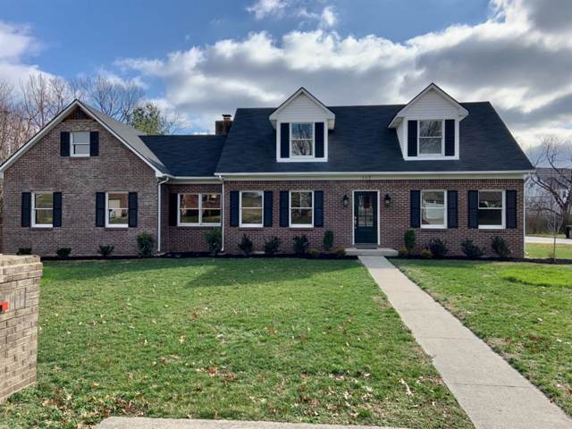 309 Keene-Way Drive, Nicholasville, KY 40356 (MLS #20001378) :: The Lane Team