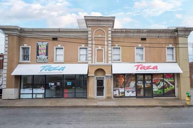 543 S Limestone, Lexington, KY 40508 (MLS #20001400) :: Shelley Paterson Homes | Keller Williams Bluegrass