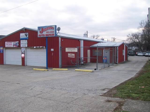 208 Southview Drive, Nicholasville, KY 40356 (MLS #20001422) :: The Lane Team