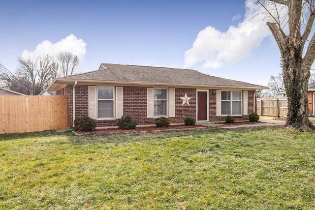 218 Valley Forge Ct., Georgetown, KY 40324 (MLS #20001478) :: The Lane Team