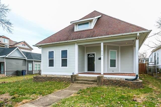 634 N Limestone, Lexington, KY 40508 (MLS #20001687) :: Nick Ratliff Realty Team