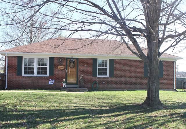 161 Oakmont Drive, Nicholasville, KY 40356 (MLS #20001773) :: Shelley Paterson Homes | Keller Williams Bluegrass