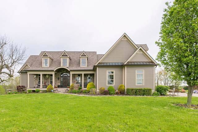 340 Pea Ridge Road, Stamping Ground, KY 40379 (MLS #20001802) :: Shelley Paterson Homes | Keller Williams Bluegrass
