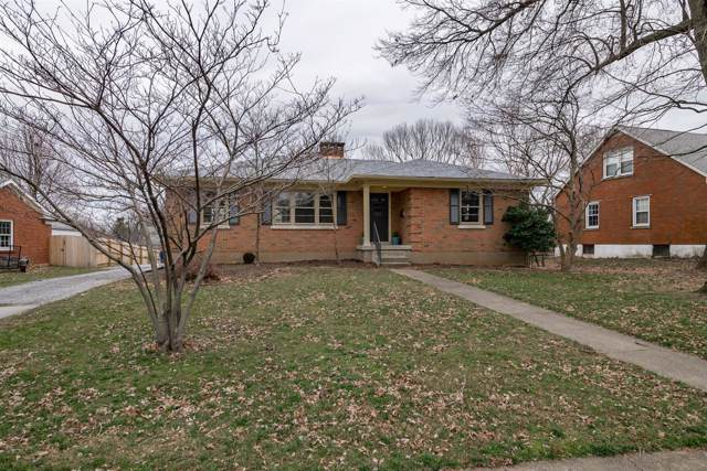 687 Hill N Dale Road, Lexington, KY 40503 (MLS #20001829) :: Nick Ratliff Realty Team