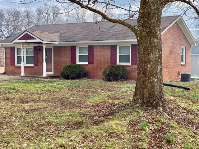 201 Garden Park, Nicholasville, KY 40356 (MLS #20001920) :: Shelley Paterson Homes | Keller Williams Bluegrass