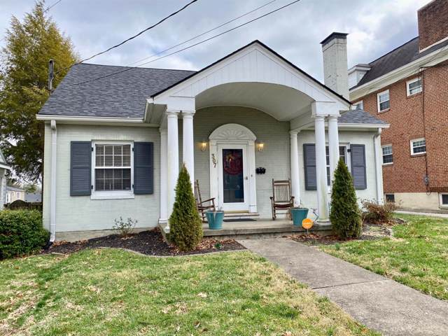 307 Lancaster Avenue, Richmond, KY 40475 (MLS #20002146) :: Nick Ratliff Realty Team