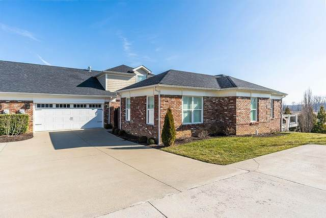218 Day Lily Drive, Nicholasville, KY 40356 (MLS #20003518) :: The Lane Team
