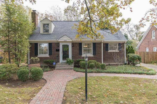 428 Henry Clay Boulevard, Lexington, KY 40502 (MLS #20003637) :: The Lane Team