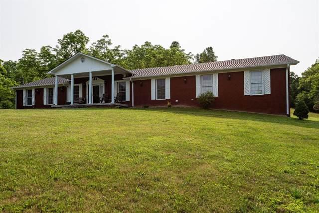 293 Hubbard Branch Road, Barbourville, KY 40906 (MLS #20004847) :: Nick Ratliff Realty Team