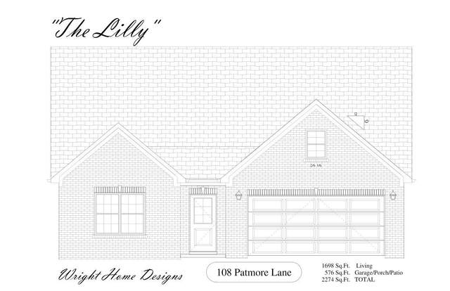 108 Patmore Lane, Nicholasville, KY 40356 (MLS #20006312) :: Robin Jones Group