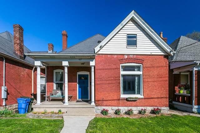 437 N Upper Street, Lexington, KY 40508 (MLS #20006612) :: Nick Ratliff Realty Team