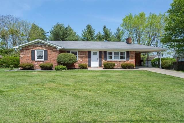 211 Miller Drive, Richmond, KY 40475 (MLS #20008086) :: Better Homes and Garden Cypress