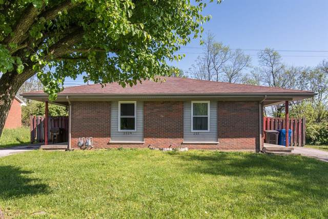 202 Wabash Avenue, Winchester, KY 40391 (MLS #20008726) :: The Lane Team