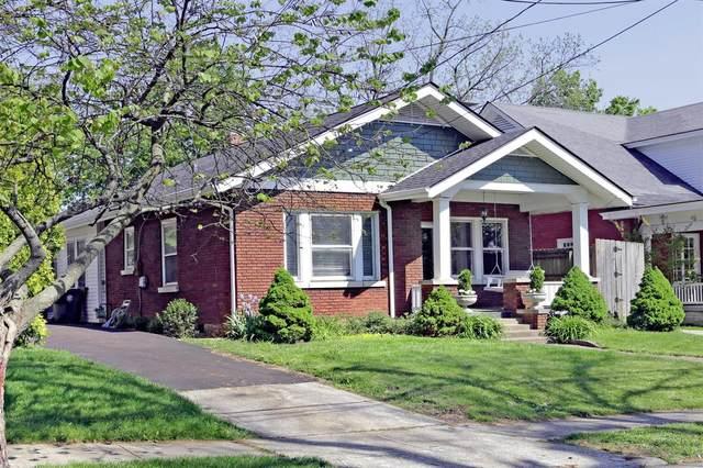 139 Ransom Avenue, Lexington, KY 40507 (MLS #20009075) :: The Lane Team